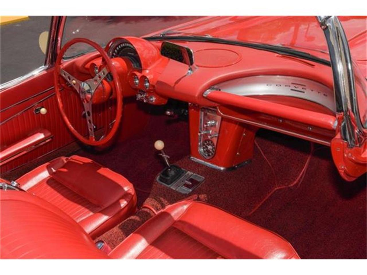 Large Picture of 1962 Chevrolet Corvette located in Florida - EYPB