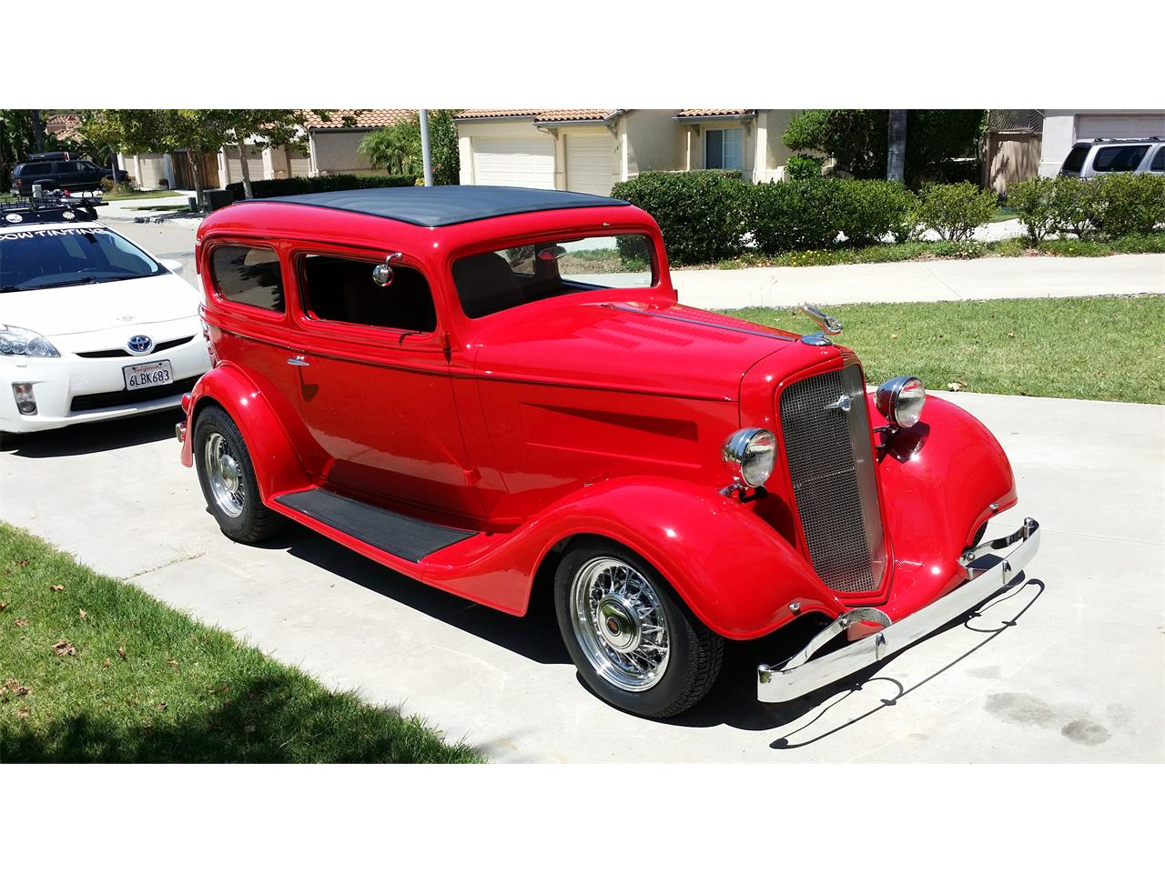 Large Picture of '34 Chevrolet Master - EYPT