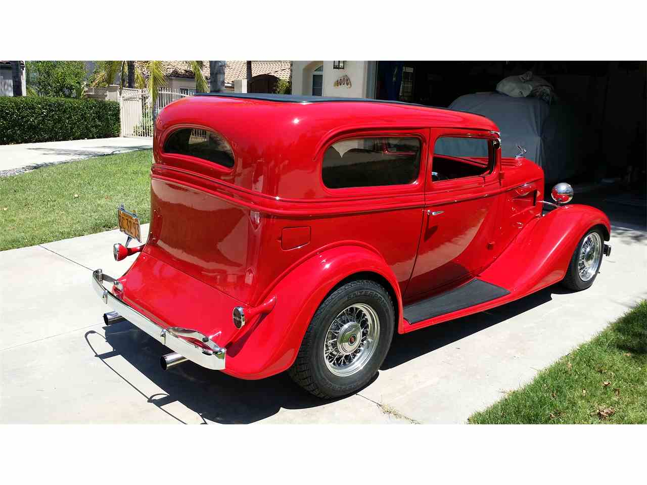 Large Picture of Classic '34 Chevrolet Master - EYPT