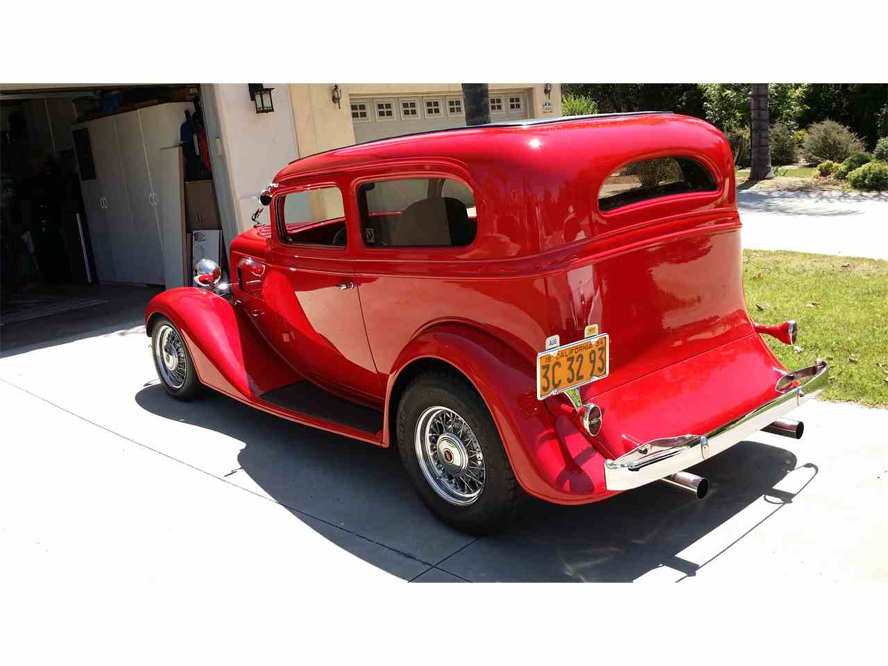 Large Picture of '34 Chevrolet Master - $44,900.00 - EYPT