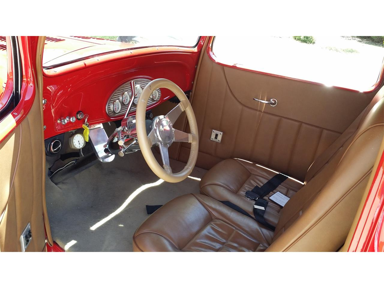 Large Picture of 1934 Chevrolet Master located in escondido California - $44,900.00 Offered by a Private Seller - EYPT