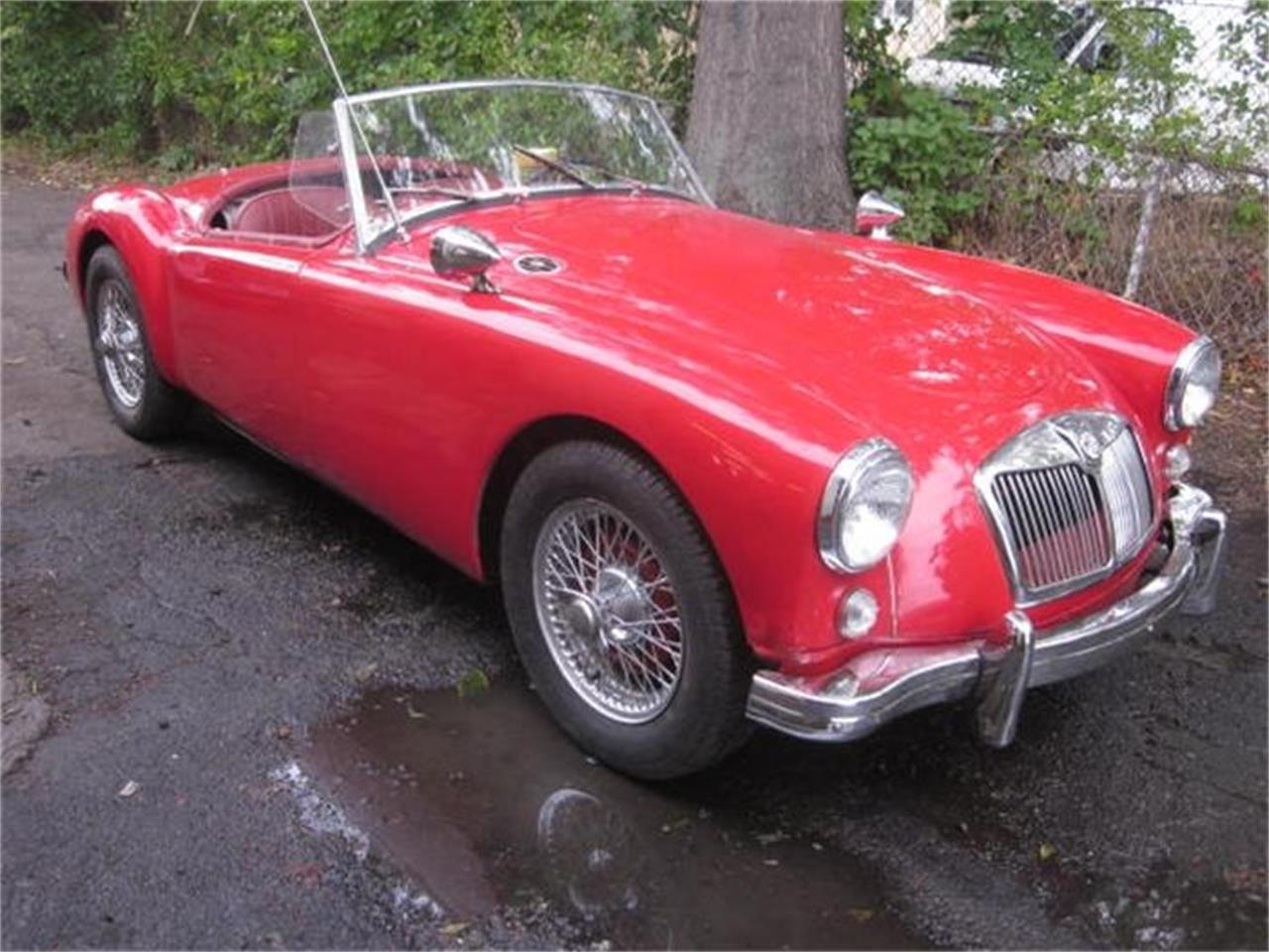 Large Picture of '59 MG MGA 1500 located in Stratford Connecticut Offered by The New England Classic Car Co. - EYVI