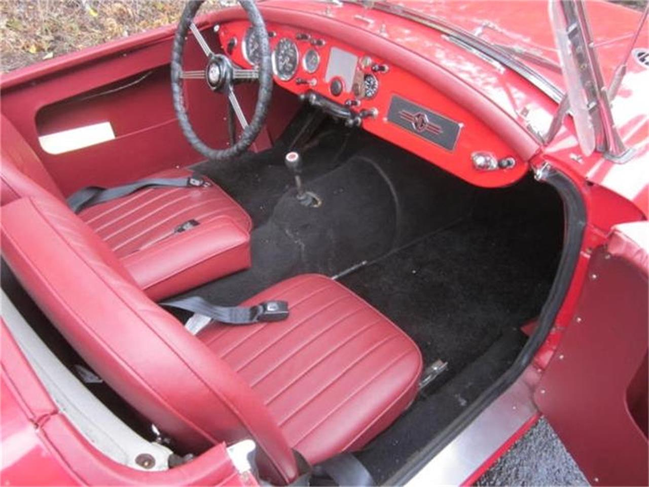 Large Picture of 1959 MG MGA 1500 located in Stratford Connecticut Offered by The New England Classic Car Co. - EYVI