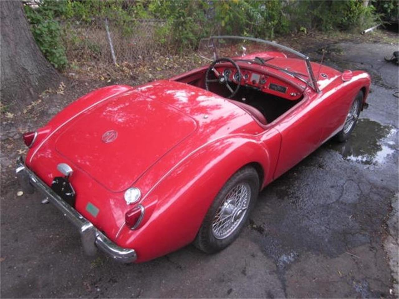 Large Picture of Classic 1959 MGA 1500 located in Stratford Connecticut - $24,000.00 Offered by The New England Classic Car Co. - EYVI
