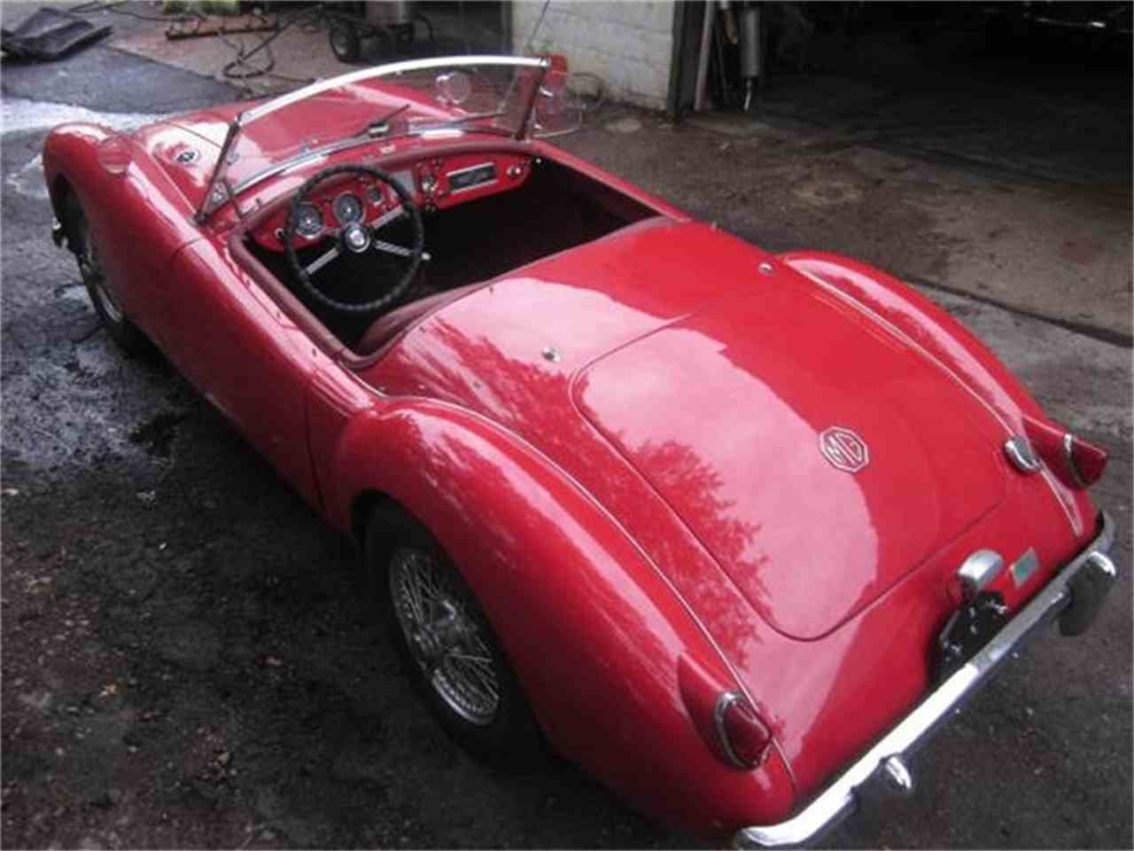 Large Picture of '59 MGA 1500 - EYVI