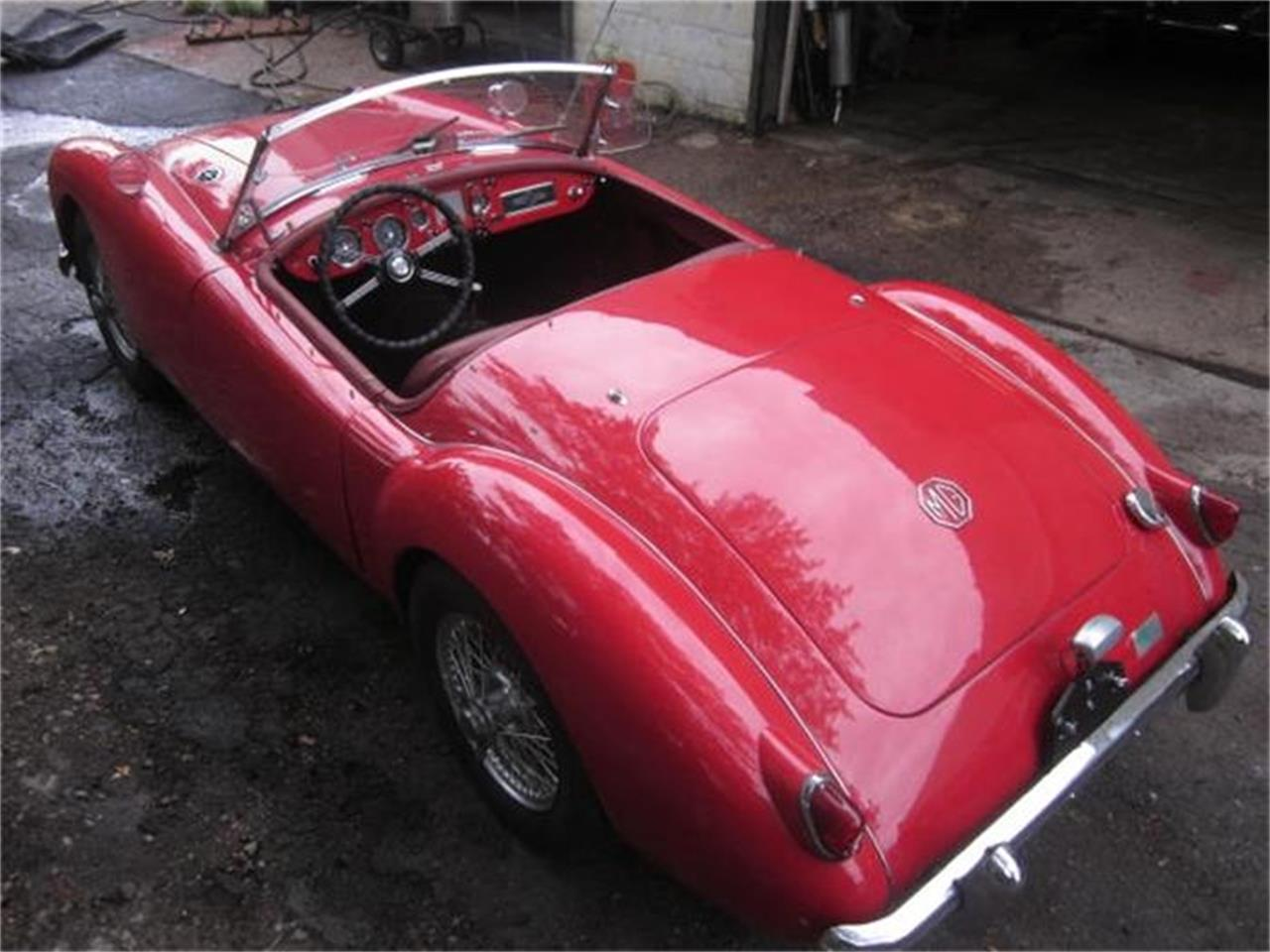Large Picture of Classic 1959 MG MGA 1500 - $24,000.00 - EYVI