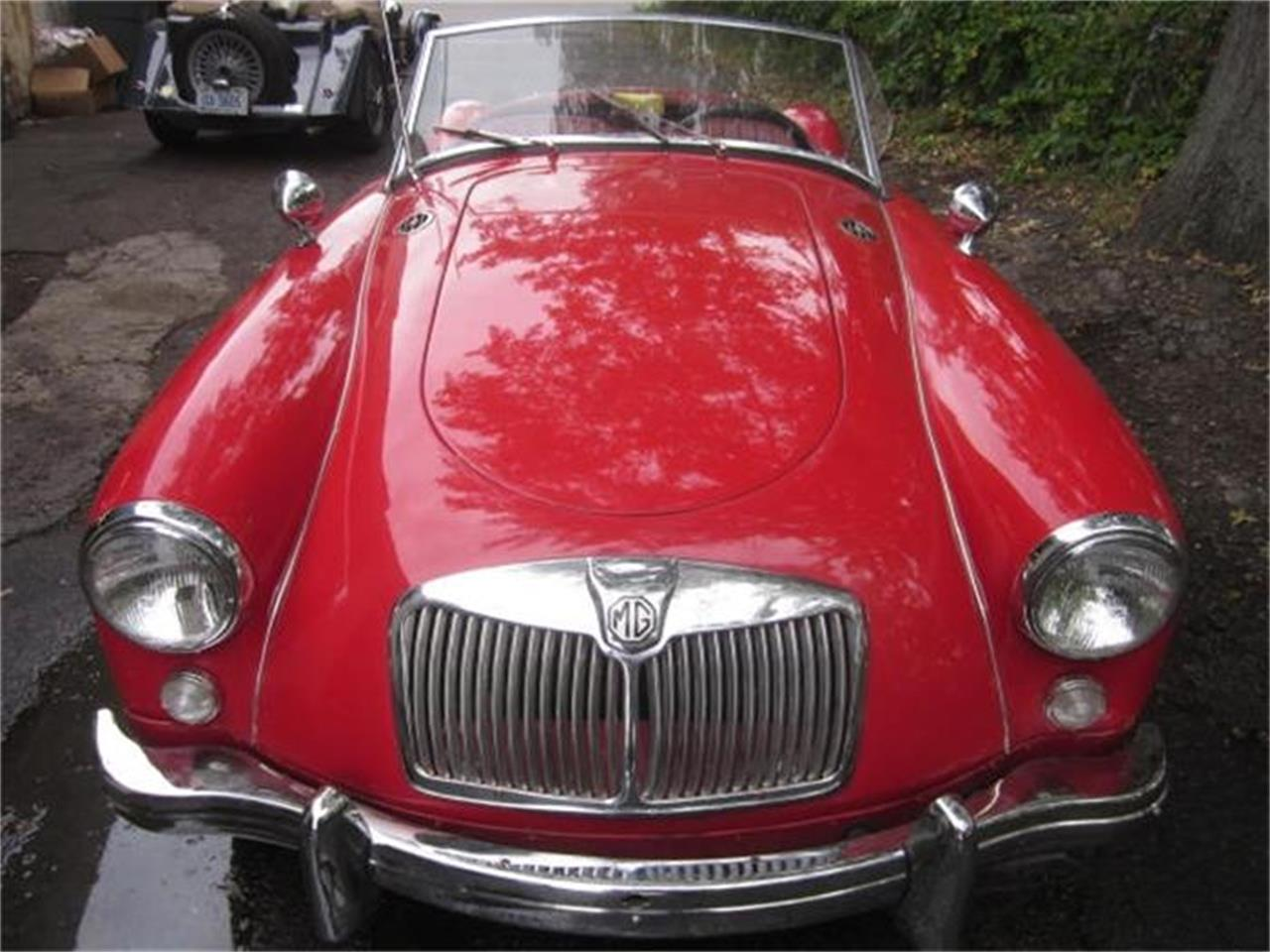 Large Picture of '59 MG MGA 1500 - $24,000.00 Offered by The New England Classic Car Co. - EYVI