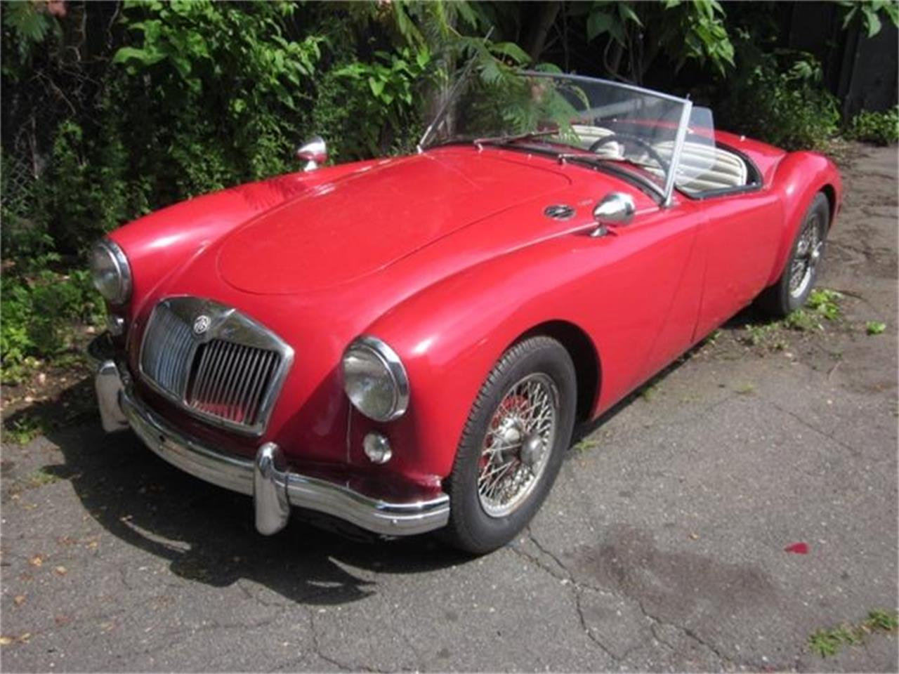 Large Picture of Classic '59 MG MGA 1500 - EYVI