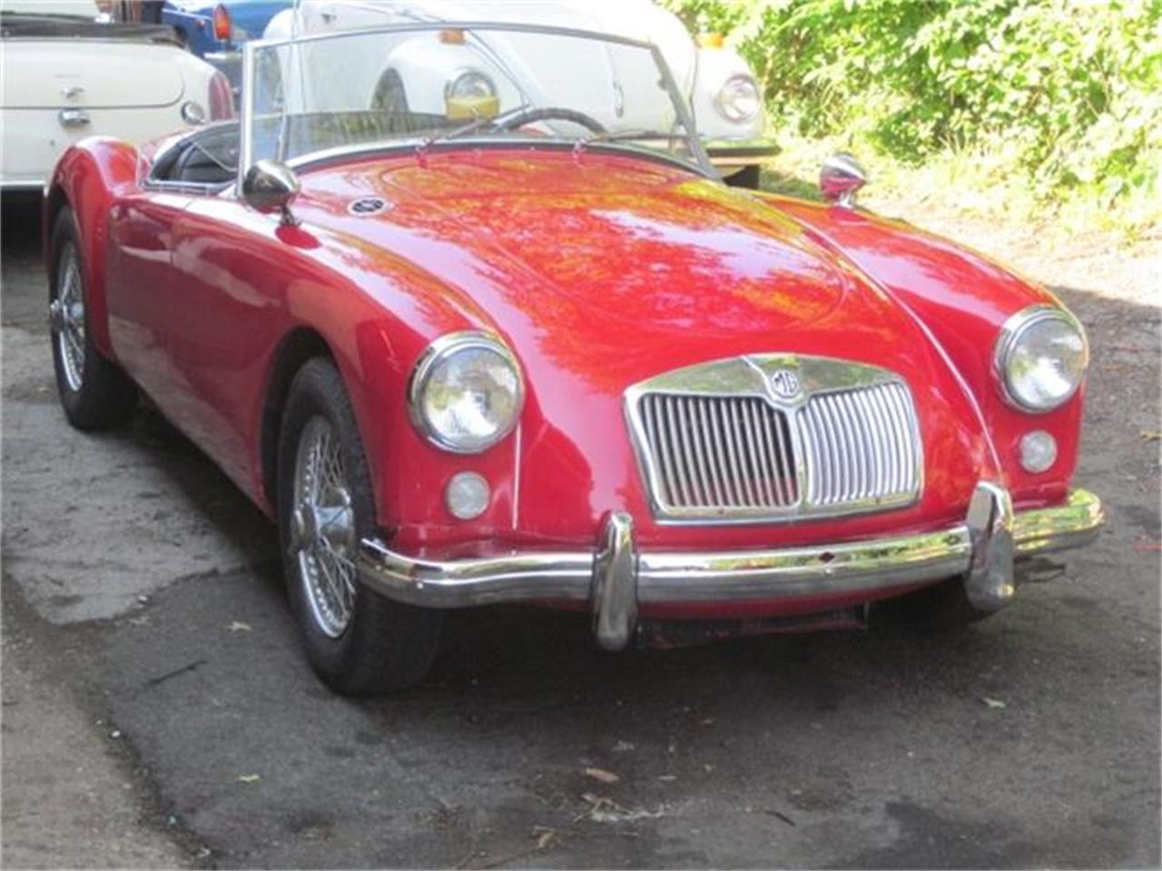 Large Picture of 1959 MGA 1500 - $24,000.00 - EYVI