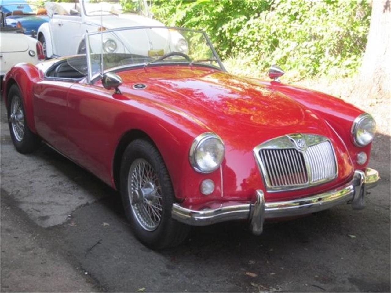 Large Picture of '59 MG MGA 1500 located in Connecticut - $24,000.00 - EYVI
