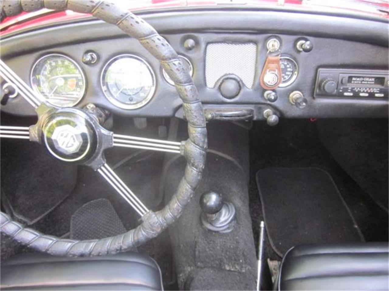 Large Picture of Classic 1959 MG MGA 1500 located in Connecticut - EYVI