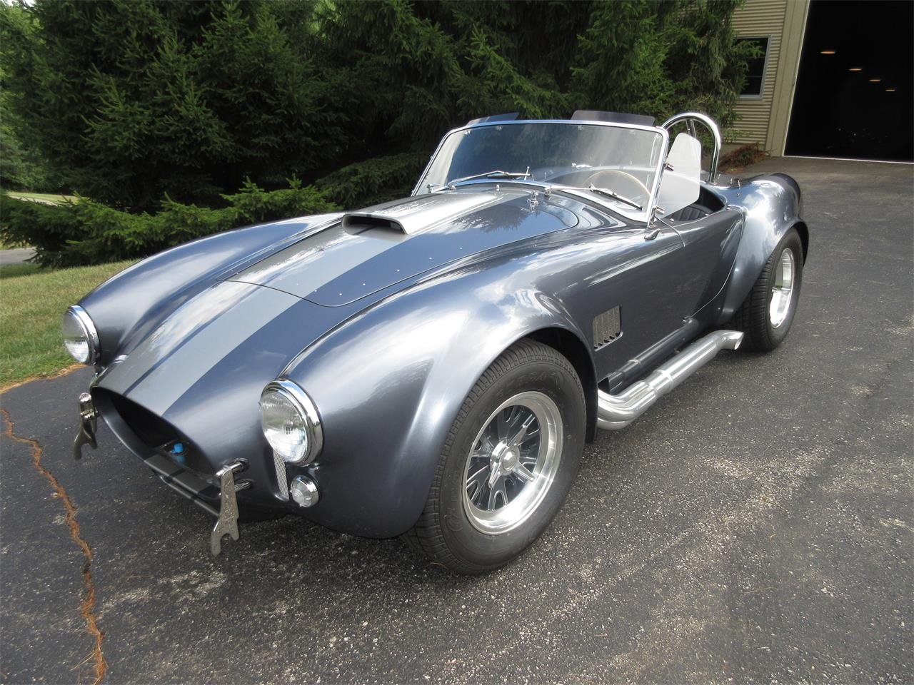 Large Picture of '65 Cobra Superformance Mark III - EYVR