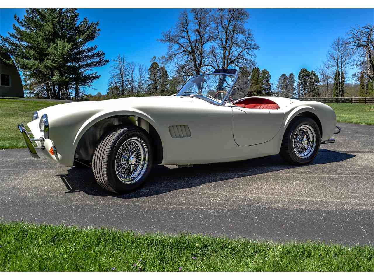 Large Picture of '65 Cobra located in Mansfield Ohio - $96,995.00 Offered by Mansfield Motor Group - EYVV