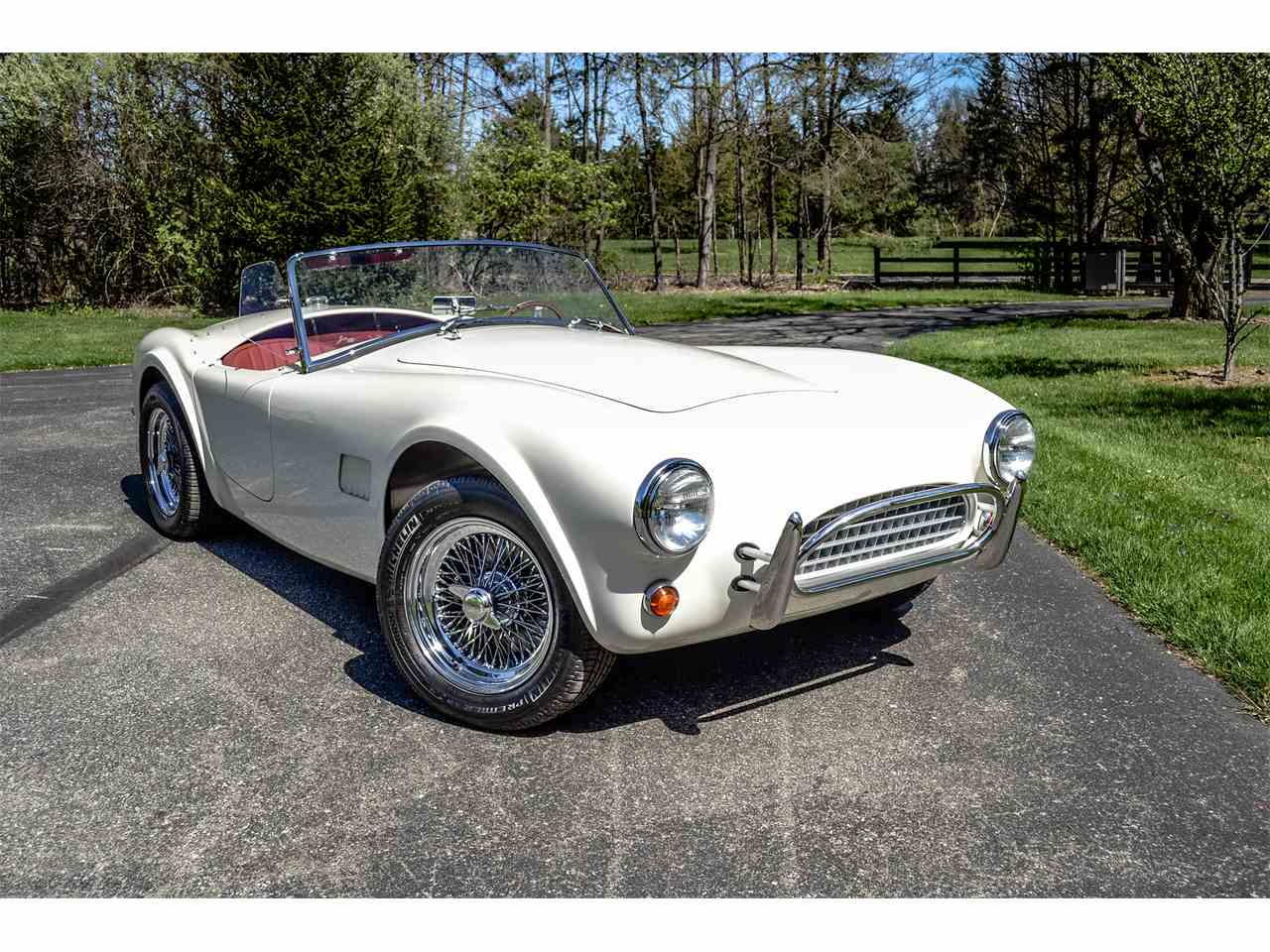 Large Picture of Classic '65 Shelby Cobra located in Ohio - $96,995.00 Offered by Mansfield Motor Group - EYVV