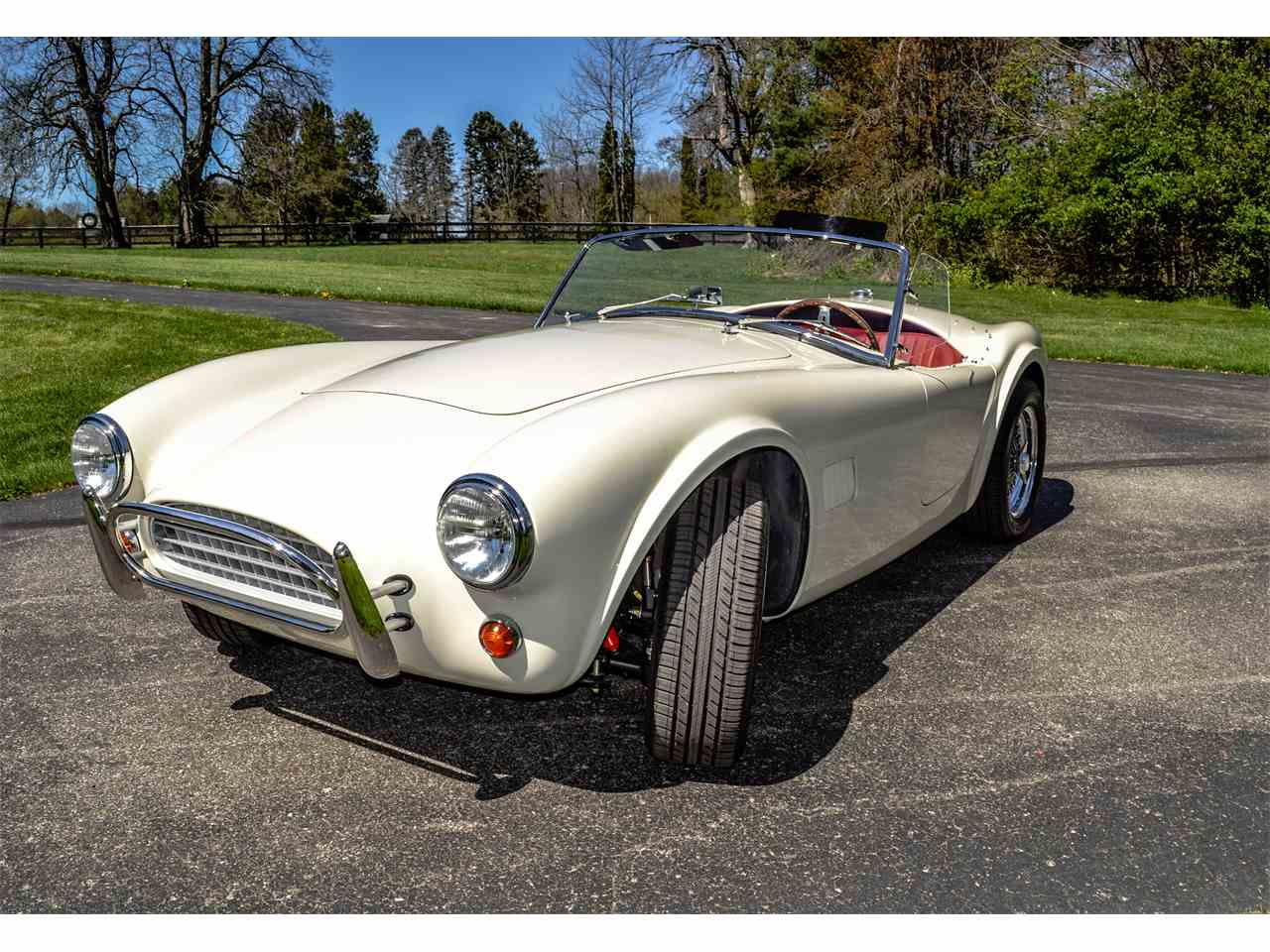 Large Picture of 1965 Cobra located in Mansfield Ohio Offered by Mansfield Motor Group - EYVV