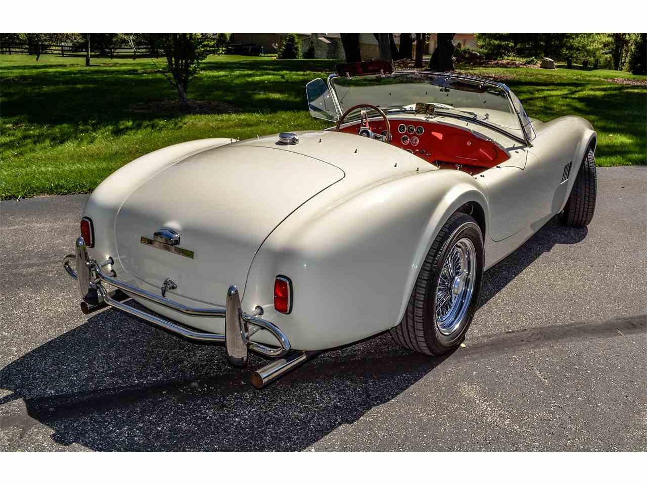 Large Picture of Classic '65 Cobra - $96,995.00 Offered by Mansfield Motor Group - EYVV