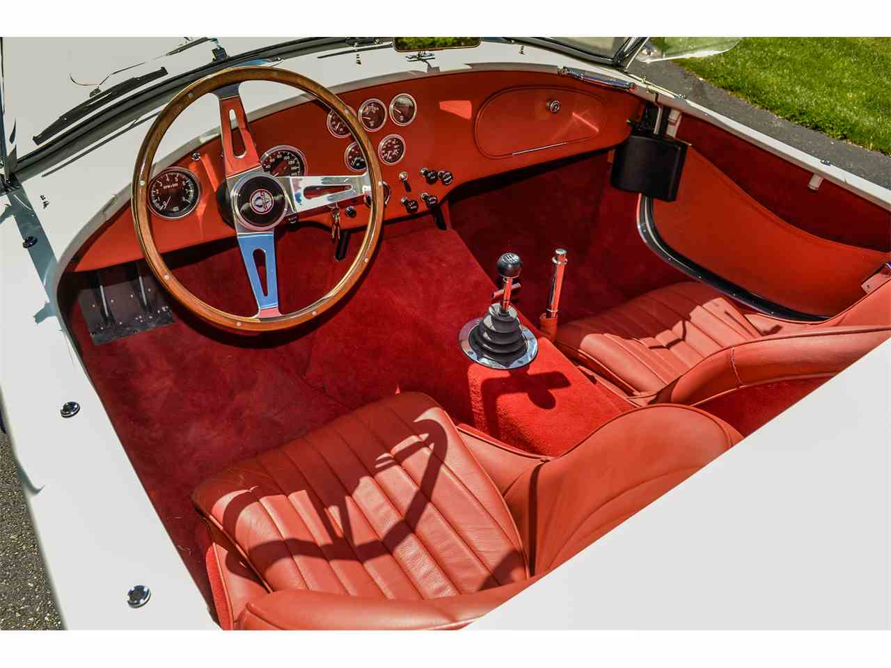 Large Picture of 1965 Cobra located in Mansfield Ohio - $96,995.00 Offered by Mansfield Motor Group - EYVV