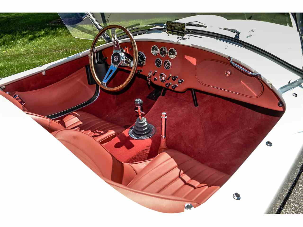 Large Picture of Classic '65 Shelby Cobra - $96,995.00 Offered by Mansfield Motor Group - EYVV