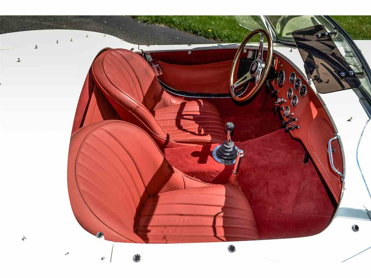 Large Picture of Classic 1965 Cobra Offered by Mansfield Motor Group - EYVV