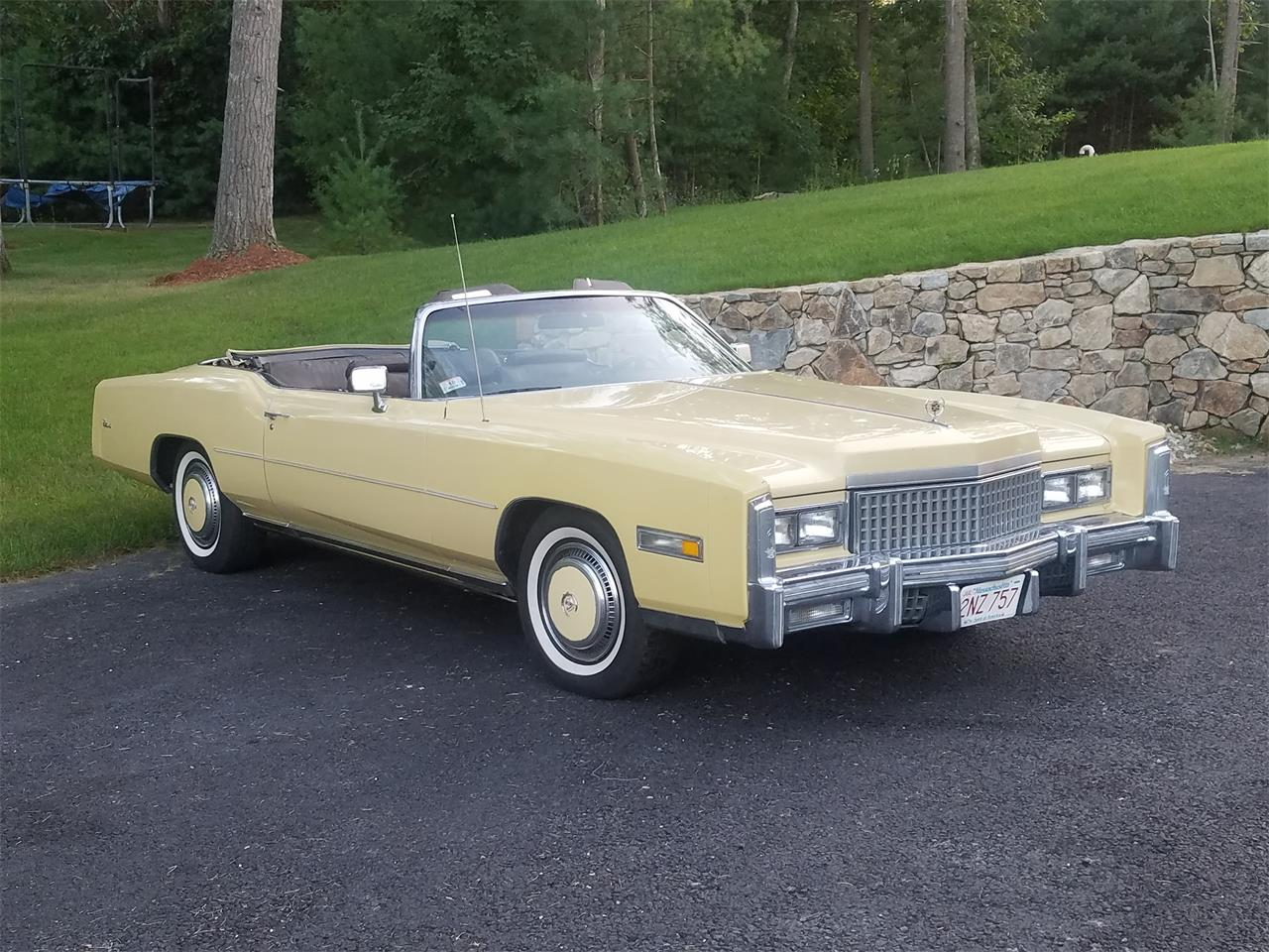 Large Picture of '75 Eldorado - EYZP