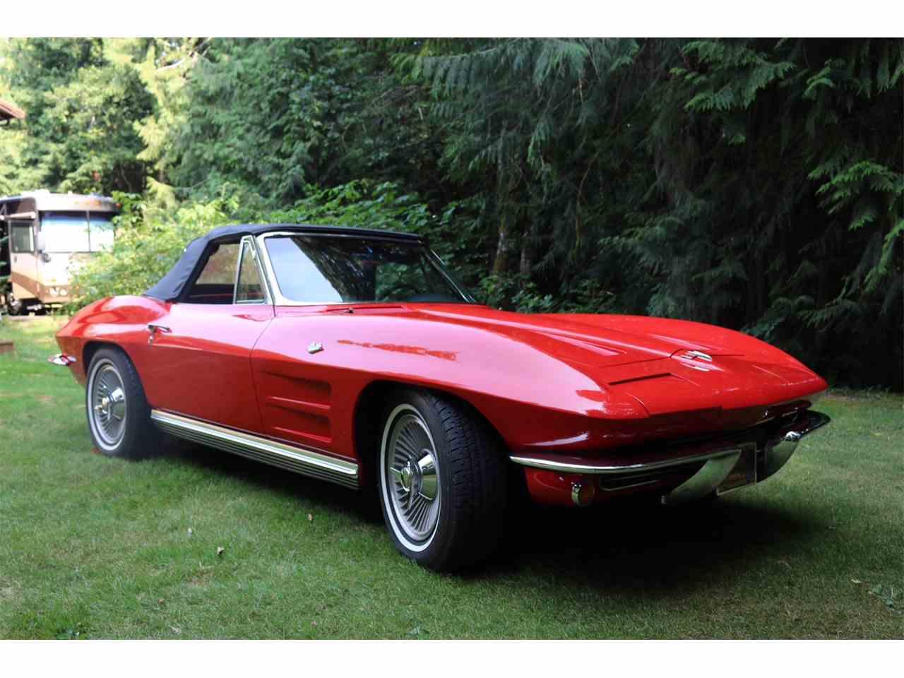 1964 Chevrolet Corvette Stingray For Sale Classiccars