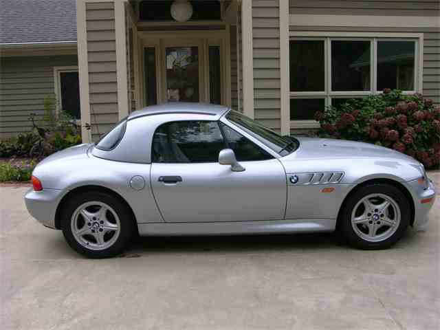 Picture of '98 BMW Z3 located in South Carolina - $12,750.00 - EYZV