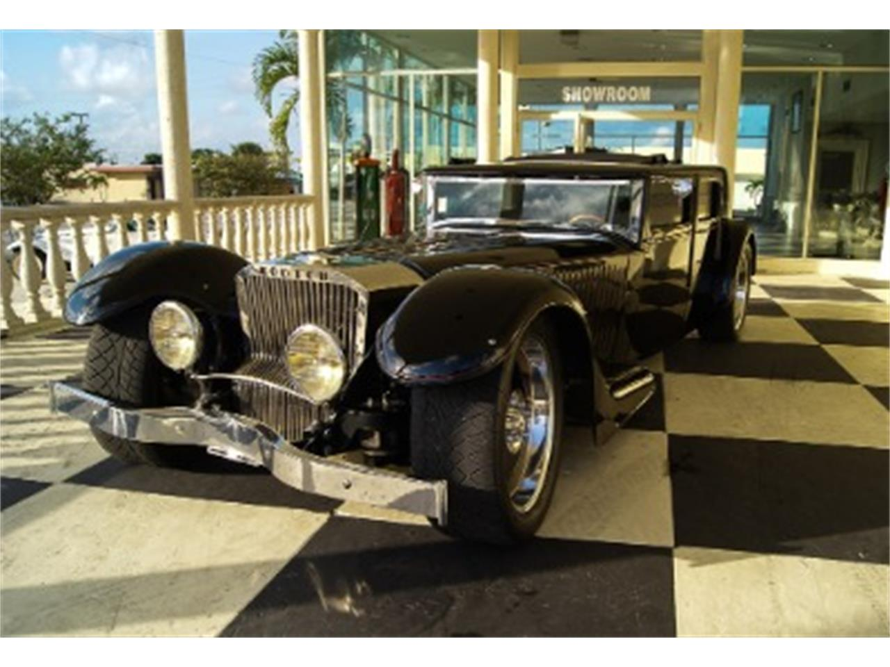 For Sale 1932 Bucciali Tv In Miami Florida