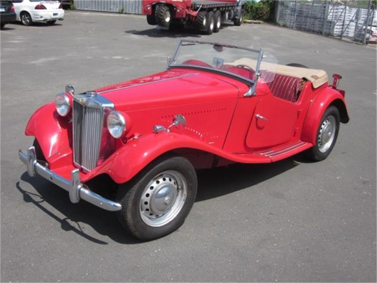 Large Picture of 1953 MG TD - $23,500.00 Offered by The New England Classic Car Co. - EZ2D