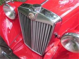 Picture of '53 MG TD - $23,500.00 Offered by The New England Classic Car Co. - EZ2D