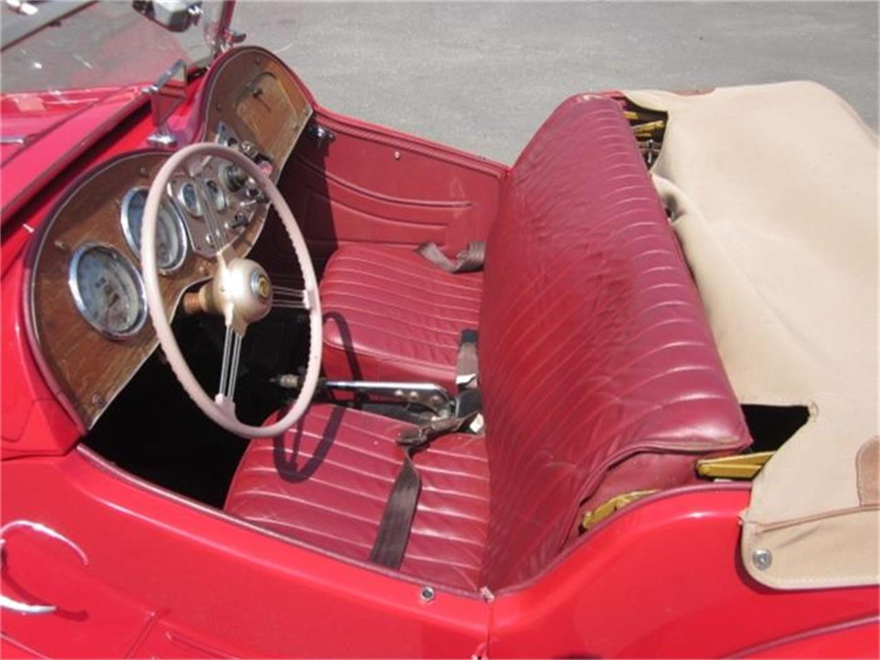 Large Picture of Classic '53 TD located in Connecticut - $23,500.00 Offered by The New England Classic Car Co. - EZ2D