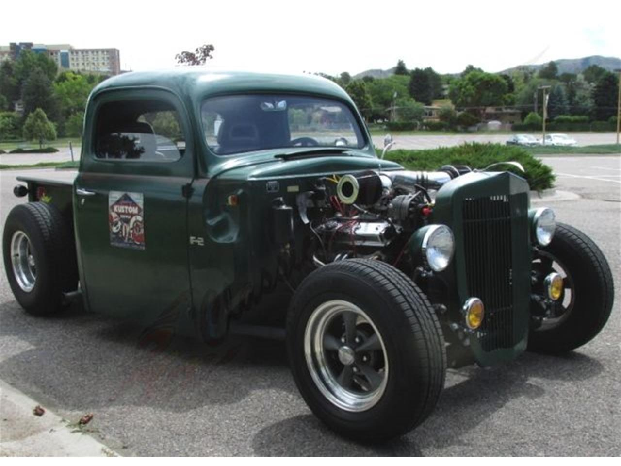 Large Picture of '50 Pickup - EZ3U