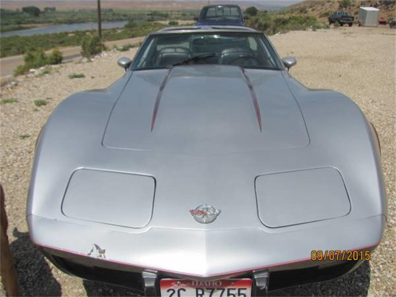Large Picture of '78 Corvette - EZ8H