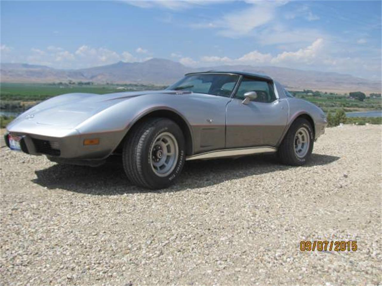 Large Picture of 1978 Corvette located in Melta Idaho - $14,000.00 Offered by a Private Seller - EZ8H