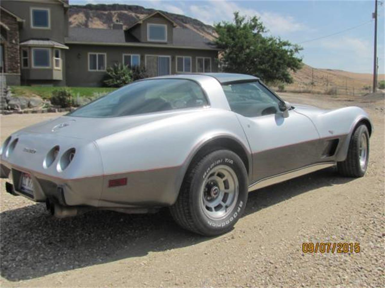 Large Picture of 1978 Chevrolet Corvette located in Idaho - $14,000.00 Offered by a Private Seller - EZ8H
