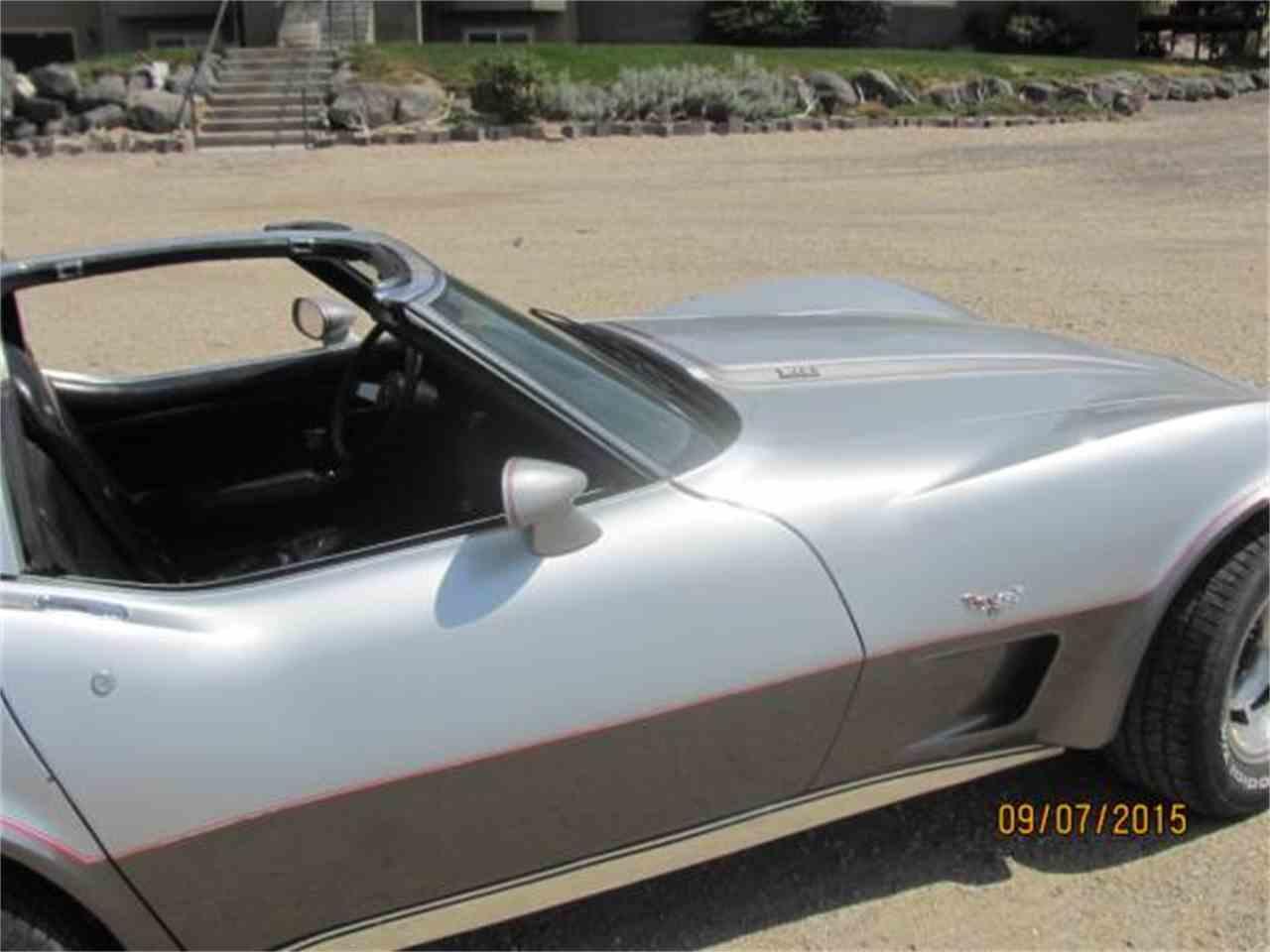 Large Picture of '78 Corvette - EZ8H