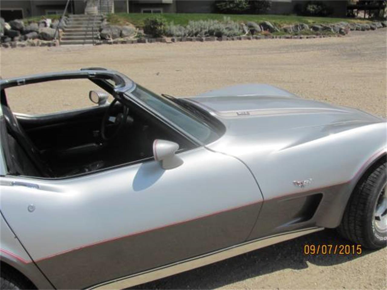Large Picture of 1978 Chevrolet Corvette located in Melta Idaho - EZ8H