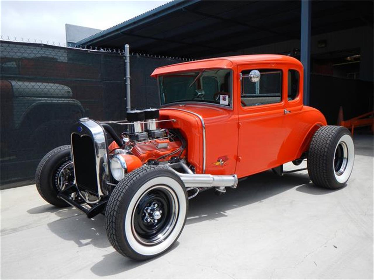 Large Picture of '30 Ford Highboy located in Woodlalnd Hills California - EZN3