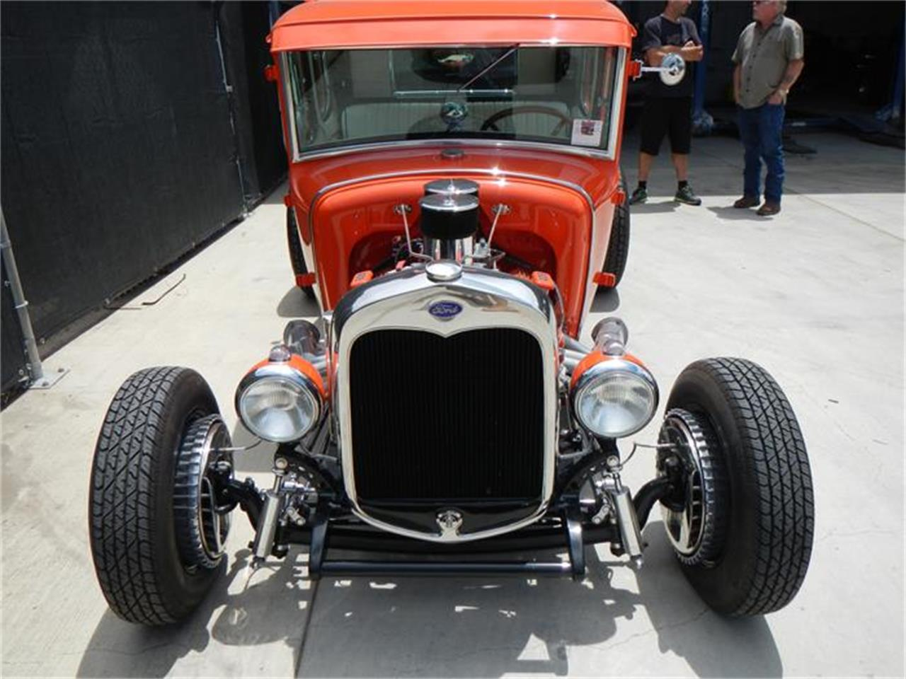 Large Picture of Classic '30 Ford Highboy - $55,000.00 Offered by California Cadillac And Collectibles - EZN3