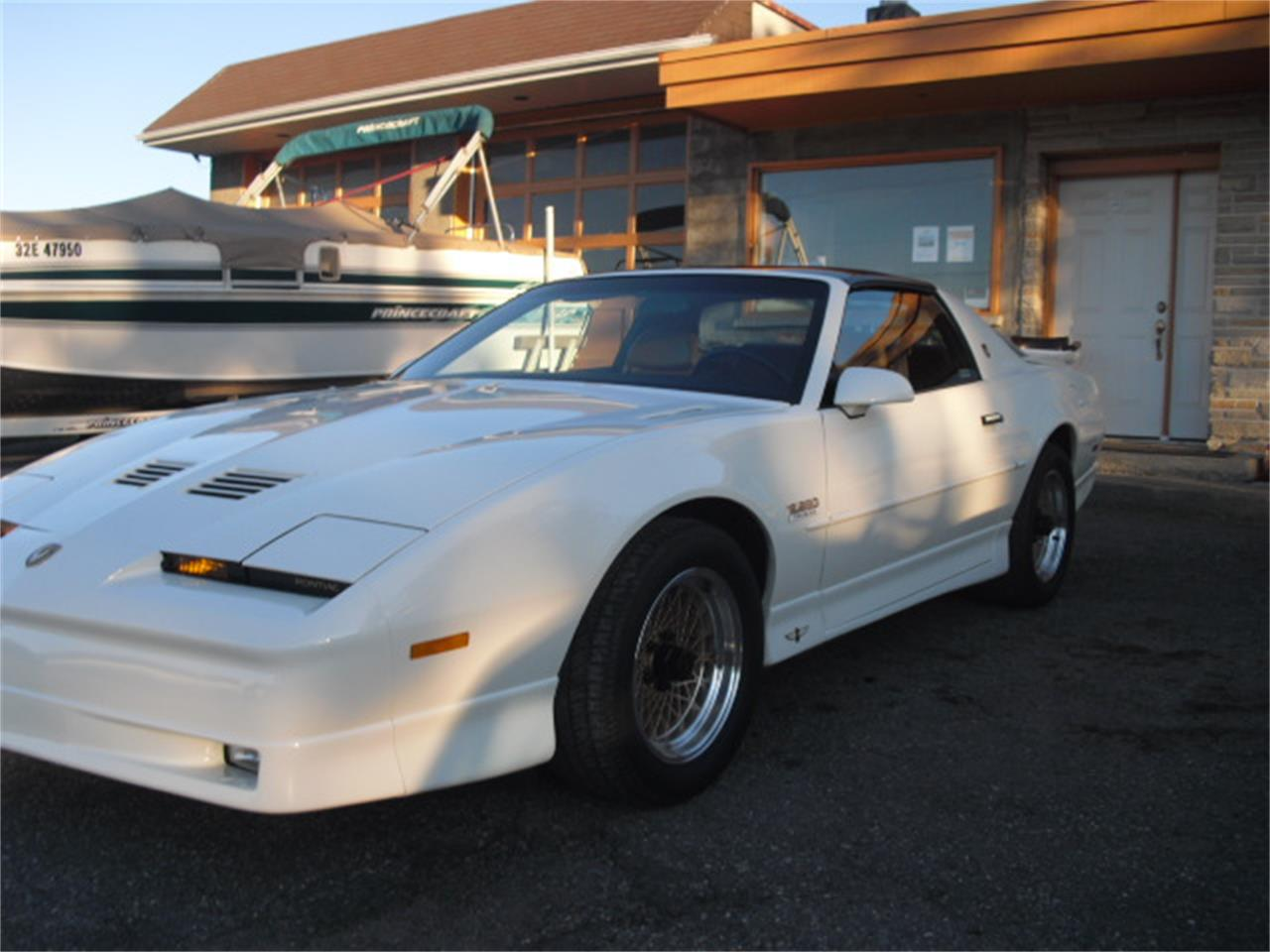 Large Picture of '89 Pace Car - F0Y1