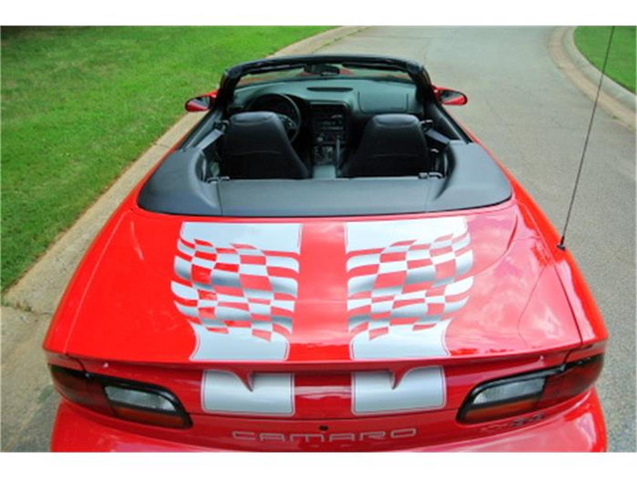 Large Picture of '02 Chevrolet Camaro - $28,950.00 - F0Y5
