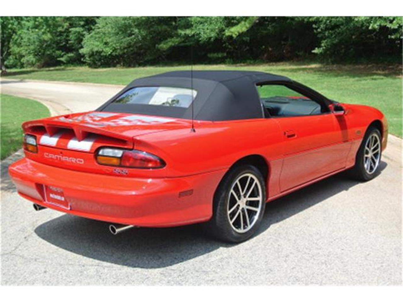Large Picture of 2002 Camaro - $28,950.00 Offered by Fraser Dante - F0Y5
