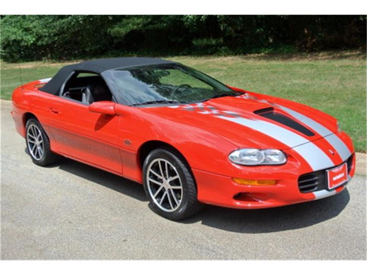 Large Picture of '02 Chevrolet Camaro - F0Y5