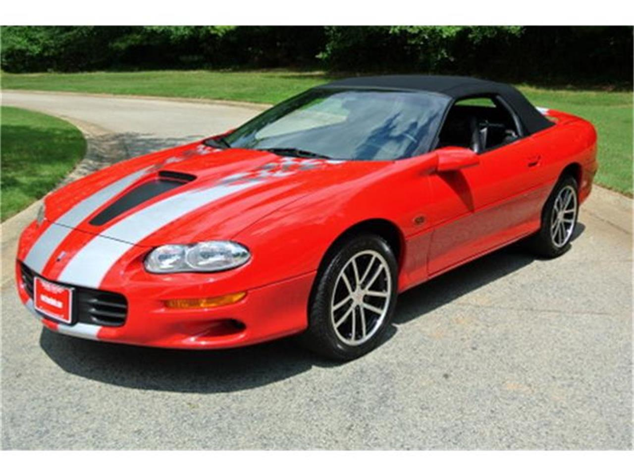 Large Picture of '02 Chevrolet Camaro located in Roswell Georgia - $28,950.00 - F0Y5