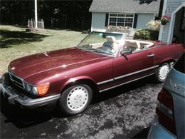Picture of '88 Mercedes-Benz 560SL - $12,500.00 Offered by a Private Seller - F12H