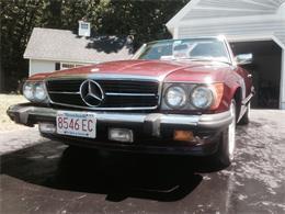 Picture of 1988 560SL located in Newburyport Massachusetts - $12,500.00 - F12H