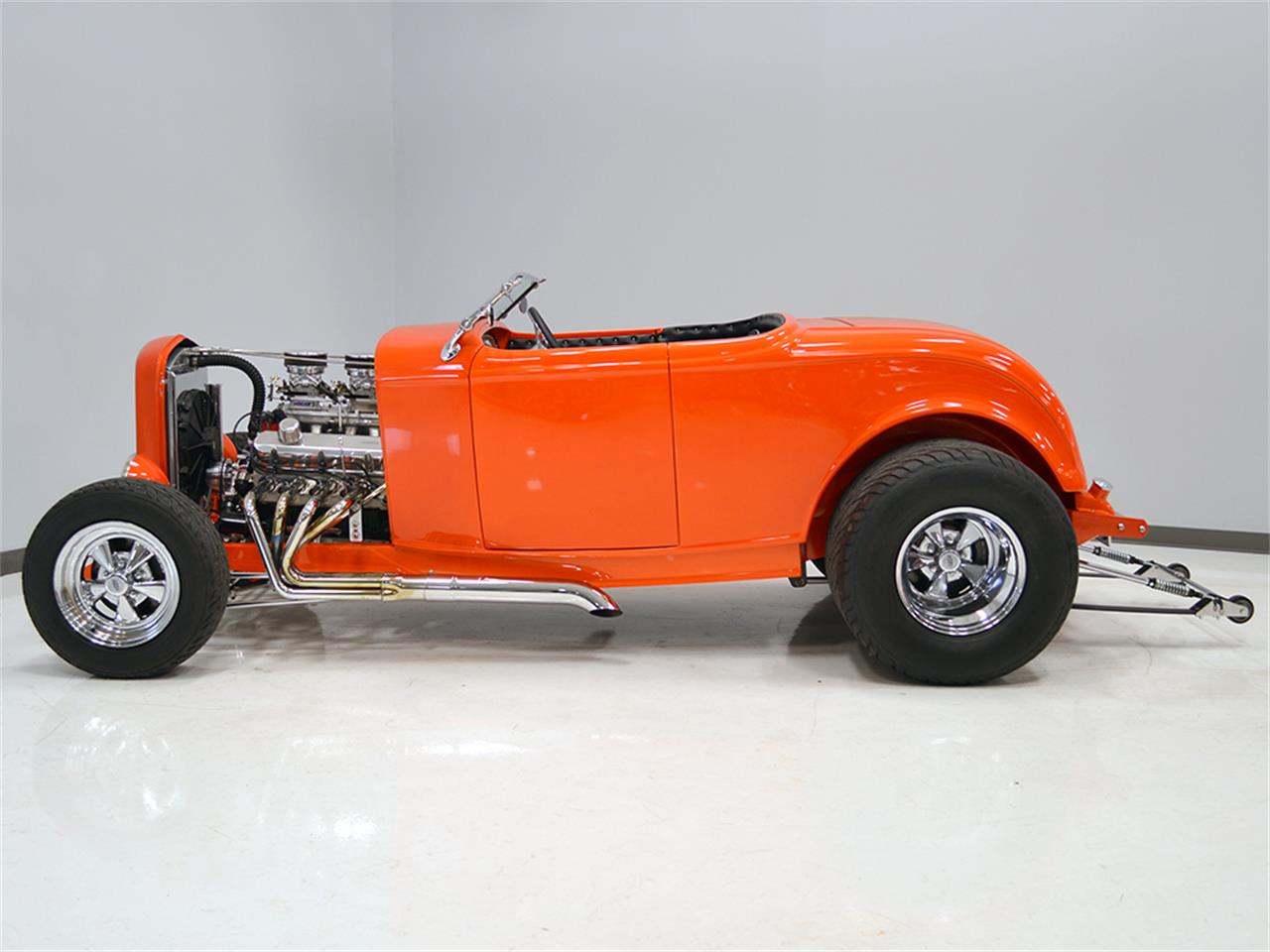 Large Picture of Classic '32 Ford Roadster located in Ohio Offered by Harwood Motors, LTD. - F13N