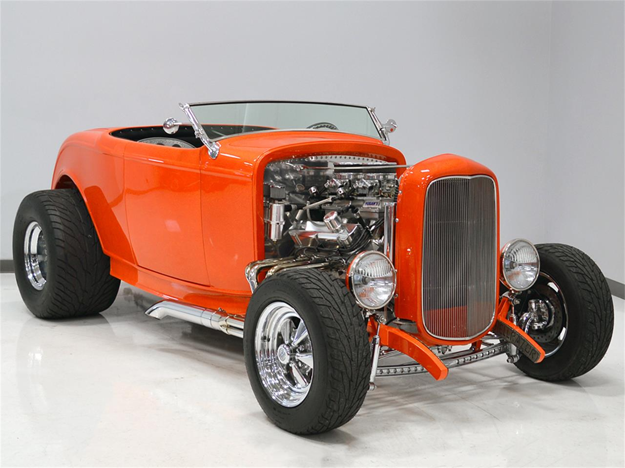 Large Picture of Classic '32 Roadster - $69,900.00 Offered by Harwood Motors, LTD. - F13N