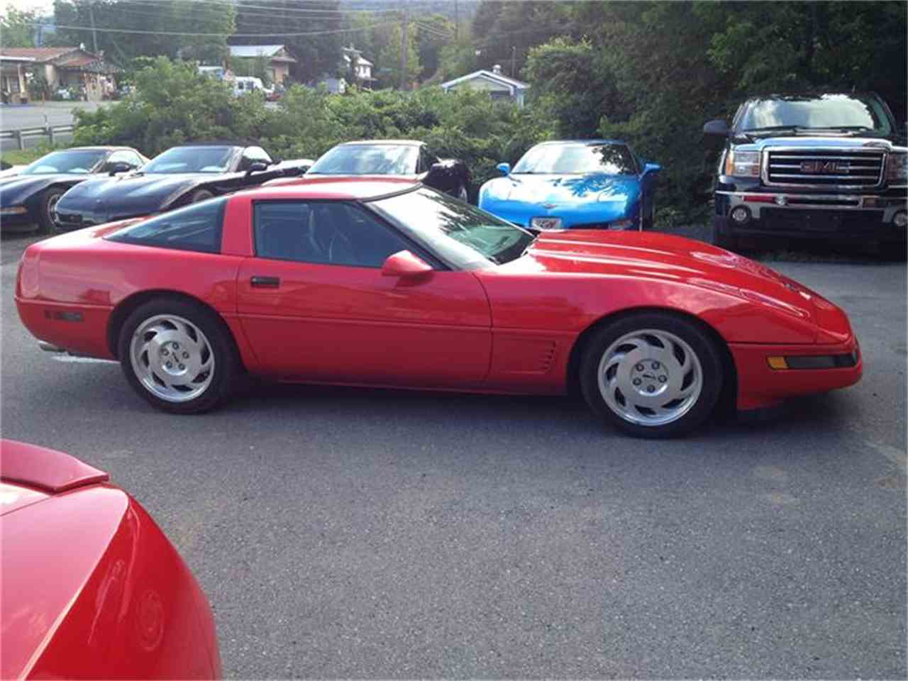 Large Picture of '95 Corvette - F14G