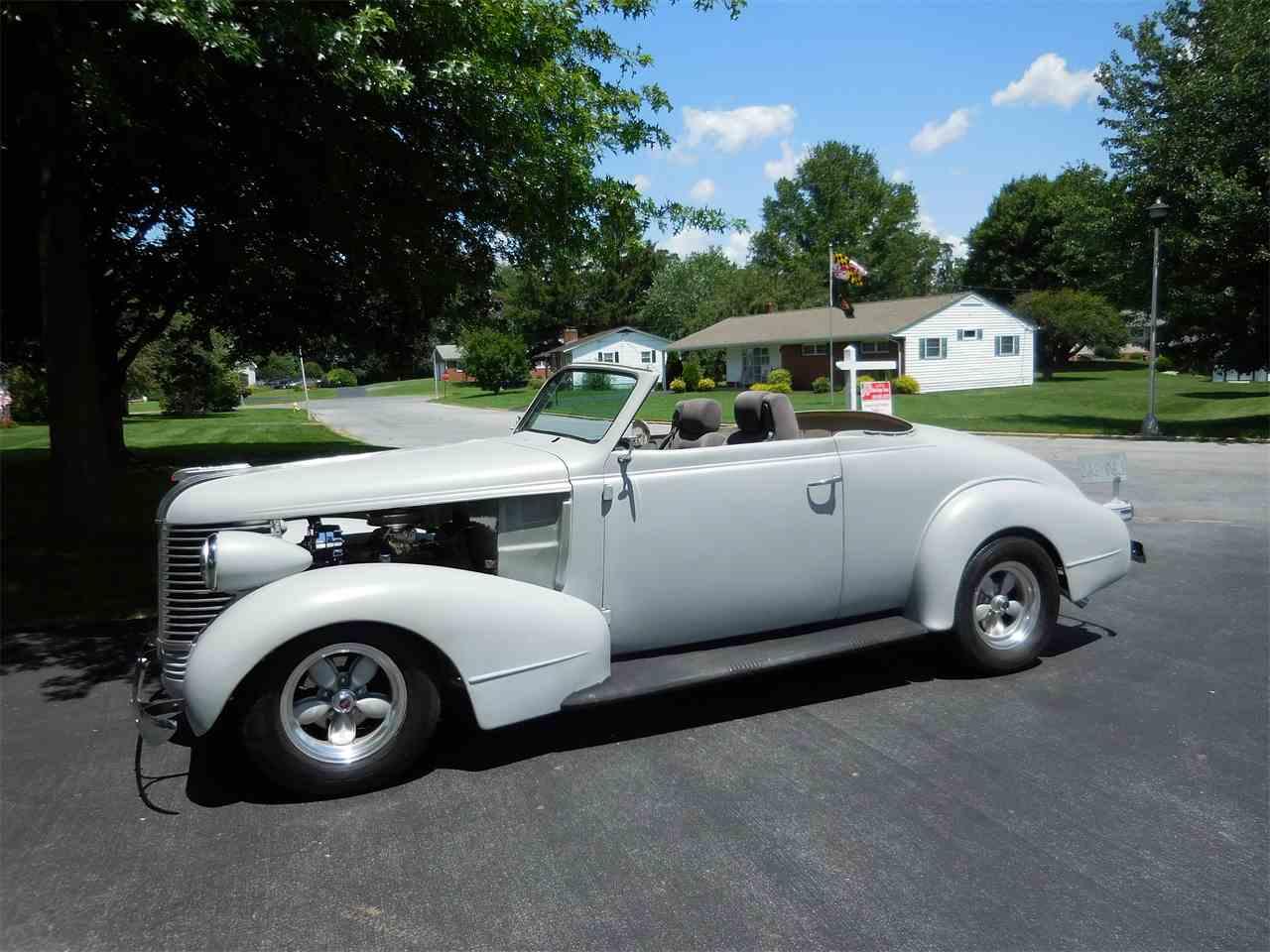 1938 Pontiac Cabriolet for Sale | ClassicCars.com | CC-701482