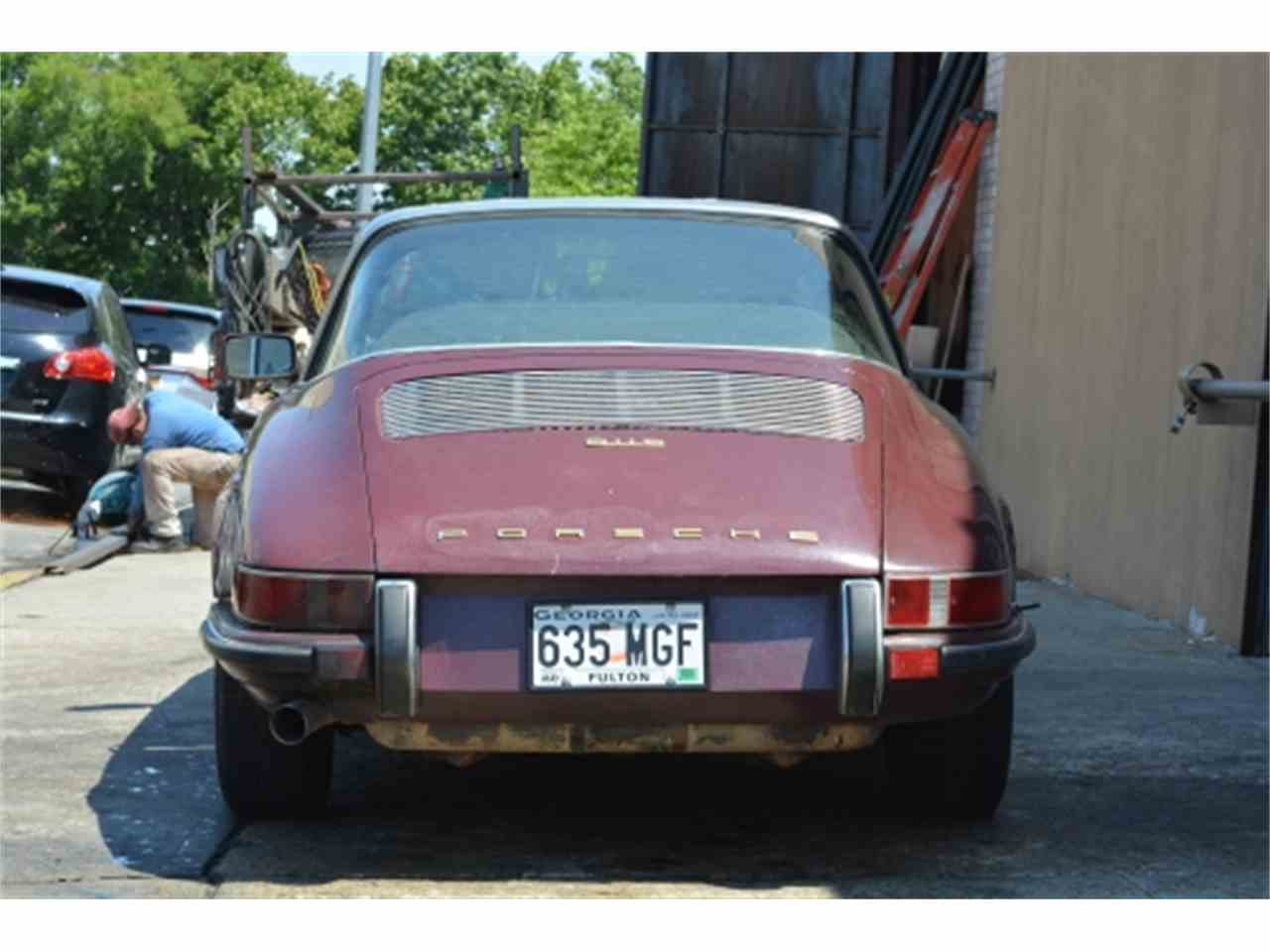 Large Picture of '70 911S - F1E0